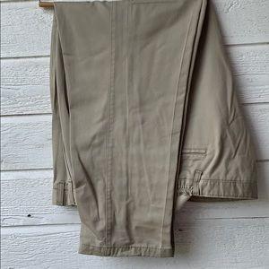 Other - Men's tan slacks  size 46 x 30.   Dry cleaned.